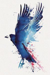 Raven Tattoo Associations