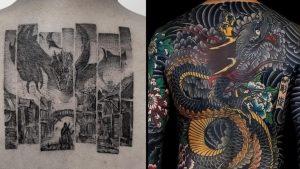 Dragon Tattoo History