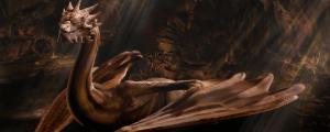 Fafnir Dragon in Norse Mythology