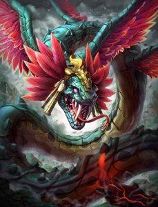 Kukulkan (Quetzalcoatl)