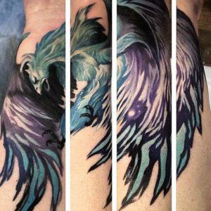 Phoenix Tattoo Design Options