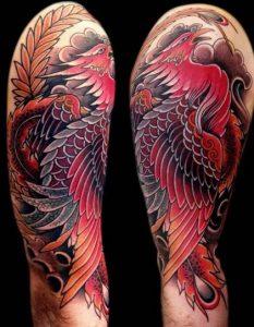 Phoenix Tattoo History