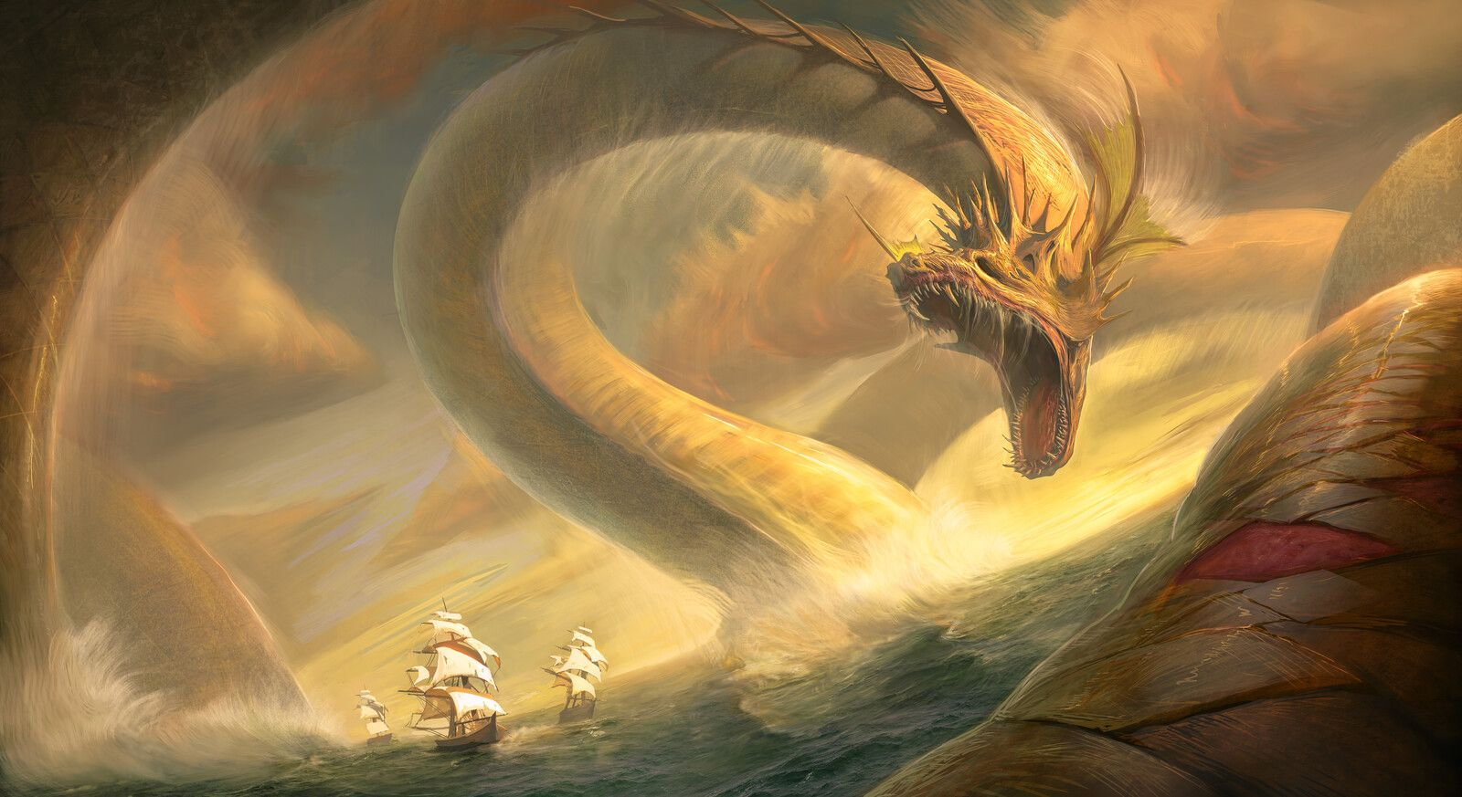 Stoor Worm Dragon