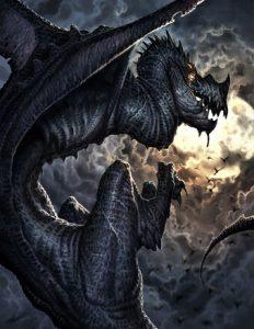 Vritra Dragon