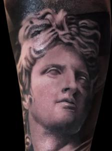 Apollo tattoo